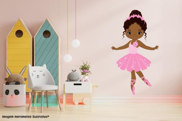 Adesivo de Parede Bailarina   Mod01