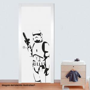 Adesivo para Porta Star Wars Vinil Adesivo    Refile Especial