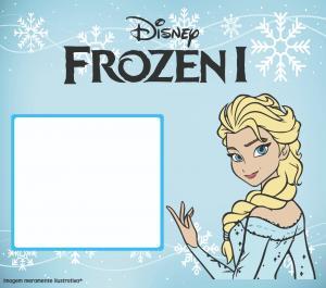 Quadro Branco Lousa Frozen MDF 3mm    Especial